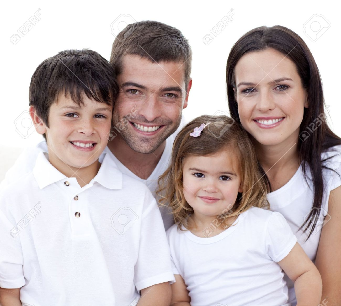10250137-Portrait-of-happy-family-smiling-Stock-Photo-free - Brain ...