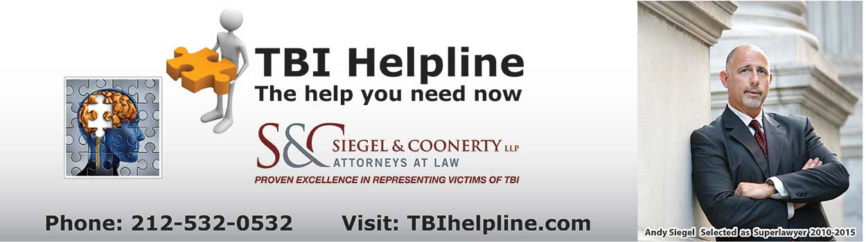 Siegel & Coonerty supports Brain Injury Association of NYS