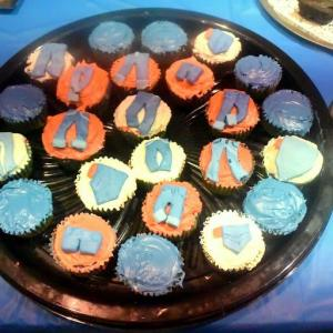 Blue Jeans Cupcakes