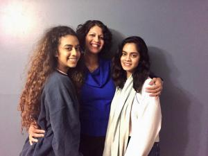 BIANYS FACTS Coord. Laleene Ali with daughters